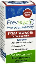 Prevagen Extra Strength, 20 mg, 30 Capsules - New Sealed - Quick Shipping