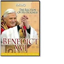 THE ELECTION OF POPE BENEDICT XVI: AN EWTN  DVD