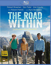 The Road Within (Blu-ray Disc, 2015)  Brand New, Still Sealed, Mint In Box  MIB