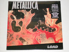 METALLICA  Load  2LP New Sealed  gatefold
