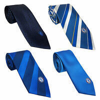 Chelsea FC Official Football Gift Club Crest Tie
