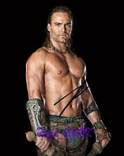 DUSTIN CLARE SPARTACUS GODS OF THE ARENA 10X8 REPRO PHOTO PRINT WM