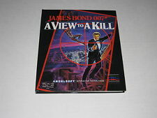 James Bond 007: A View to a Kill (PC, IBM, 1985)