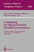 Computing in Object-Oriented Parallel Environments: Second International Symposi
