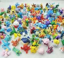 48 New Rare Miniature Pokemon PVC Figures Lot 1-1.5 Inches Random Set US Seller