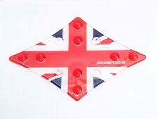 Anti Rutsch Stomp Pad DIAMOND UNION JACK Icetools Snowboard Snowboardpad