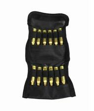 Ammo Wallet 12 Rounds Rifle Pouch Holds 223 - 308 Bullet Ammunition Holder Gun