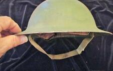 UNITED STATES M-1917 A-1 Helmet. In use from 1930s to early WW 2