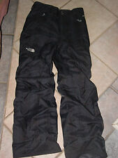 Boys North Face Freedom AFVF Black Insulated Pants! Size XL $109.95