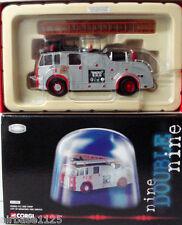 CORGI FIRE 999 Dennis F12 Side Pump Engine City Bradford Service 2002 - CC13002