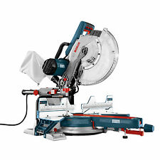 Bosch CM12SD 12-Inch 120-Volt 90-Degree Axial-Glide Dual-Bevel Miter Saw