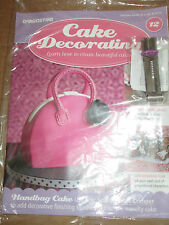 Deagostini Cake Decorating Magazine ISSUE 12 - WITH SCALLOP EDGE CRIMPER