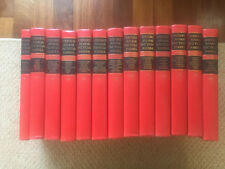 1957 Oxford Junior Encyclopaedia 13 Volumes - EXCELLENT CONDITION