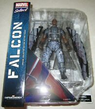 Marvel Select Captain America 2 The Falcon 7in Action Figure Diamond Select Toys
