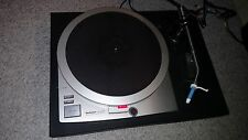 Technics Quartz SP-25 Turntable with Base, Cover & Tonearm