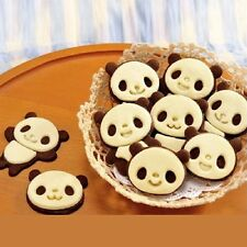 Diy Baking Cartoon Panda Cookie Cutter Candy Decorating Mold Mould