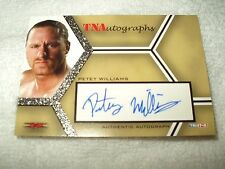 TNA Wrestling Autograph Card Petey Williams A-PW 2008