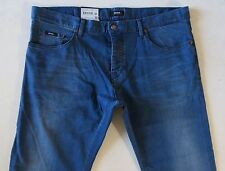 Hugo Boss Jeans Men 38 W x 30 Maine1-5  Regular Fit Stretch 434 New with Tags