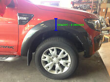 FENDER FLARES FLARE WHEEL ARCH 4 DOOR DOUBLE CAB NEW FORD RANGER T6 2012-2014