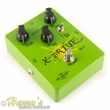 Biyang Classic Series OD-12 X-Drive | Overdrive Effects Pedal | TS Clone