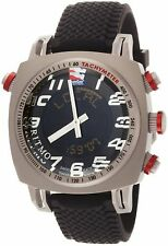 NEW Ritmo Mundo 221/2 Men's Indy Car Series Titanium Racing Analog-Digital Watch