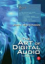 Art of Digital Audio by John Watkinson (2000, Hardcover, Revised)