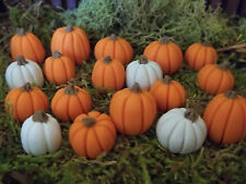 100 miniature handmade pumpkins fall wedding favor halloween fall party decor