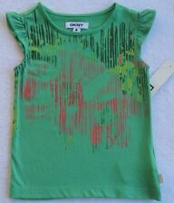DKNY Girls Pale Green Top(Size 2T)