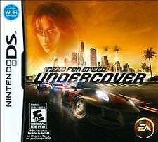 Need for Speed: Undercover  (Nintendo DS)