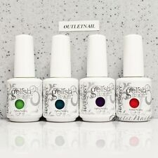 Gelish Harmony Kit UV Gel Polish Colors Lot SET OF 4 - 0.5 oz    Ship within 24H