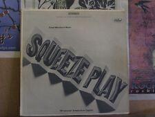 SQUEEZE PLAY 60 SECOND BREAKS FROM CAPITOL PROMO LP