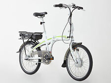 GREENWAY Folding electric bike, Samsung cell lithium battery LCD, PAS system