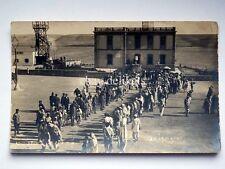 LIBIA Tobruch militari militare colonie coloniali AOI vecchia cartolina 24