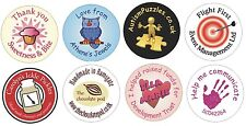 48 stickers customised for your business or charity