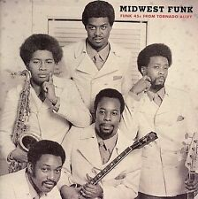 Midwest Funk: Funk 45's from Tornado Alley [Remaster] by Various Artists (CD,...