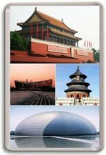 Beijing China Fridge Magnet 01