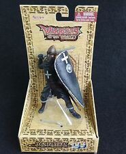 BBI 1:18 Warriors of World Figure Medieval Hospitaller Templar Crusader Knight