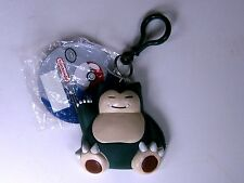 Snorlax Pokemon Nintendo Creatures Game Freak Key Chain Coin Purse 1998