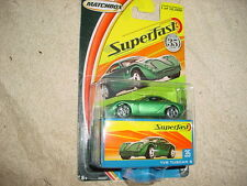 MATCHBOX SUPERFAST #35 TVR TUSCAN S 1 OF 10,000 FREE USA SHIP