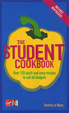 The Student Cookbook,VERYGOOD Book