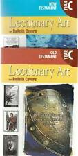 Lectionary Art For Bulletin Covers New & Old Testament 2006 Year C Manual PC CDs