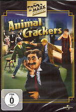 DVD NEU/OVP - Animal Crackers - The Marx Brothers Collection