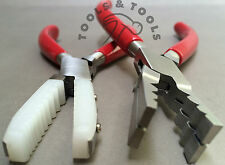 2 PCS PLIERS SET NYLON JAW TUBE HOLDING & TUBE CUTTING JEWELRY CRAFTS TOOLS