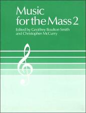 Music for the Mass 2: Choir Edition (Vol 2), General, Paperback, Printed Books,