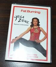Yoga Zone - Fat Burning DVD 2001 Beginner to Intermediate 2 20 min sessions