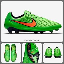 Sz 11.5 Nike Magista Opus FG PRO ACC Football Boots 649230-380 Poison Green