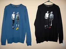 Nike Air Jordan 3 III Retro Crewneck sweatshirts Lot:of 2 MJ & MARS Blackman