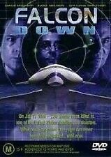 Falcon Down DVD as NEW Sci-Fi Dale Midkiff William Shatner Judd Nelson