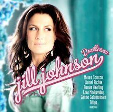 CD Jill Johnson DUETTERNA,Ronan Keating,Lionel Richie,Björn Skifs,Kim Carnes