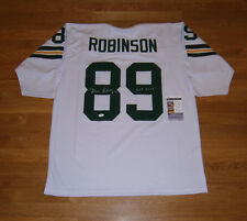 PACKERS Dave Robinson signed jersey w/ HOF 2013 JSA COA AUTO Autographed